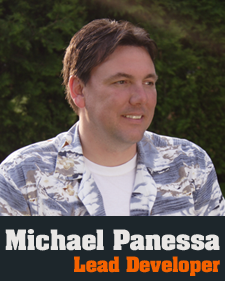 Mike Panessa - lead developer